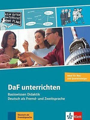 DAF UNTERRICHTEN NEU+DVDA1
