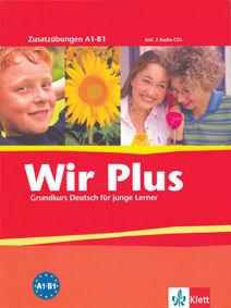 WIR PLUS + 2 CD'S