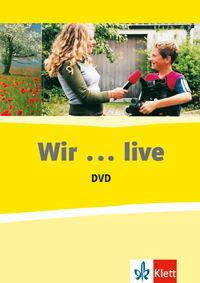 WIR ... LIVE + DVD + GUÍA DIDÁCTICA