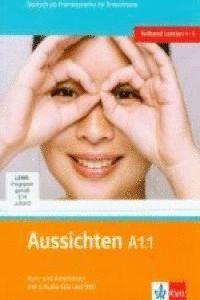 AUSSICHTEN A1.1 ALUMNO EJERCICIOS 2 CD DVD
