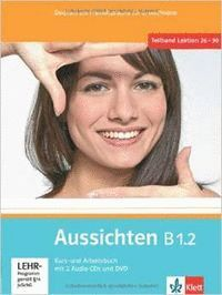AUSSICHTEN B1.2 ALUMNO EJERCICIOS 2 CD DVD