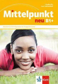 MITTELPUNKT NEU B1+ 2 CD