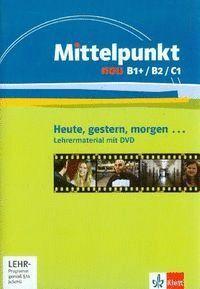 MITTELPUNKT NEU HEUTE GESTERN MORGEN LIBRO + DVD