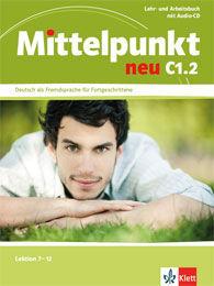 MITTELPUNKT NEU C1.2 - LIBRO DEL ALUMNO (U7-U12) + CUADERNO DE EJERCICIOS + CD