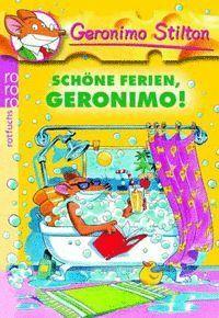 SCHOENE FERIEN GERONIMO GERONIMO STILTON