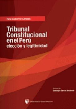 TRIBUNAL CONSTITUCIONAL EN EL PERÚ