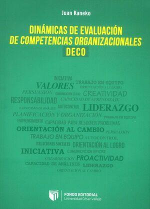 DINÁMICAS DE EVALUACIÓN DE COMPETENCIAS ORGANIZACIONALES DECO