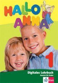 HALLO ANNA 1 DIGITAL DVD ROM