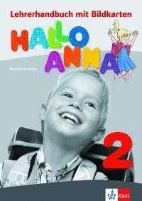 HALLO ANNA 2 LIBRO DEL PROFESOR + CD-ROM