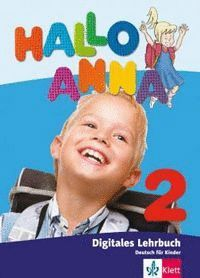 HALLO ANNA 2 DIGITAL DVD ROM