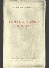 EL COMENTARIO DE HABACUC DE QUMRAN