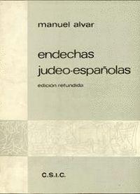 ENDECHAS JUDEO-ESPAÑOLAS