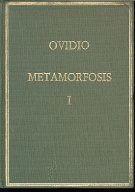 METAMORFOSIS. VOL. I. LIBROS I-V