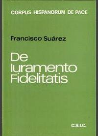 DE IURAMENTO FIDELITATIS DOCUMENTACIÓN FUNDAMENTAL