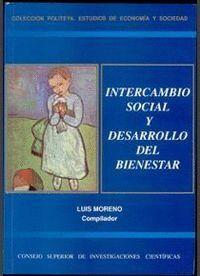 INTERCAMBIO SOCIAL Y DESARROLLO DEL BIENESTAR