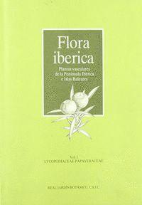 FLORA IBÉRICA. VOL. I. LYCOPOIACEAE-PAPAVERACEAE