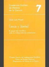CIENCIA Y LIBERTAD