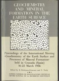 GEOCHEMISTRY AND MINERAL FORMATION IN THE EARTH SURFACE