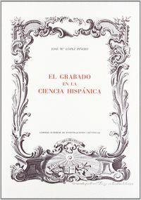 EL GRABADO EN LA CIENCIA HISPÁNICA