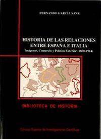 HISTORIA DE LAS RELACIONES ENTRE ESPAÑA E ITALIA