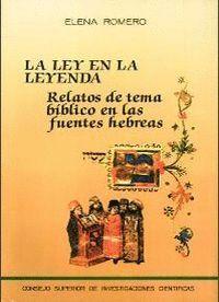 LA LEY EN LA LEYENDA