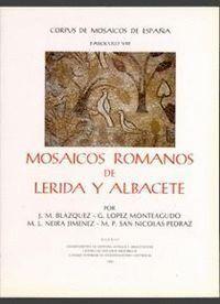 MOSAICOS ROMANOS DE LÉRIDA Y ALBACETE