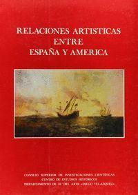 RELACIONES ARTÍSTICAS ENTRE ESPAÑA Y AMÉRICA