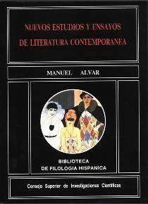 NUEVOS ESTUDIOS Y ENSAYOS DE LITERATURA CONTEMPORÁNEA