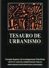 TESAURO ISOC DE URBANISMO
