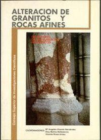 ALTERACIONES DE GRANITOS Y ROCAS AFINES