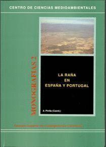 SIMPOSIUM SOBRE LA RAÑA EN ESPAÑA Y PORTUGAL, MADRID OCTUBRE 1992