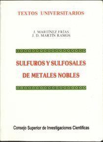 SULFUROS Y SULFOSALES DE METALES NOBLES