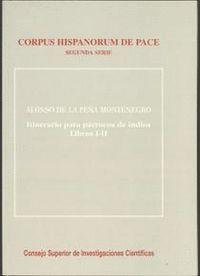 ITINERARIO PARA PÁRROCOS DE INDIOS. TOMO I. LIBROS I-II