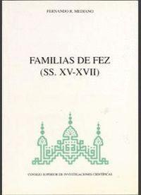 FAMILIAS DE FEZ (SIGLOS XV-XVII)