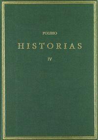 HISTORIAS. VOL. IV. LIBRO IV