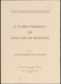 O TUMBO VERMELLO DE DON LOPE DE MENDOZA