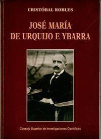 JOSÉ MARÍA DE URQUIJO E YBARRA