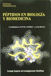 PÉPTIDOS EN BIOLOGÍA Y BIOMEDICINA