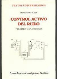 CONTROL ACTIVO DEL RUIDO