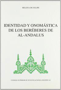 IDENTIDAD Y ONOMÁSTICA DE LOS BERÉBERES EN AL-ANDALUS