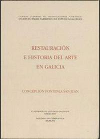 RESTAURACIÓN E HISTORIA DEL ARTE EN GALICIA