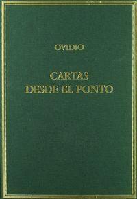 CARTAS DESDE EL PONTO