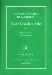 EL ARTE DE HABLAR (1556)