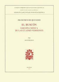EL BUSCÓN EDICIÓN CRTICA DE LAS CUATRO VERSIONES