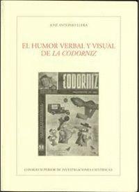 EL HUMOR VERBAL Y VISUAL DE LA CODORNIZ