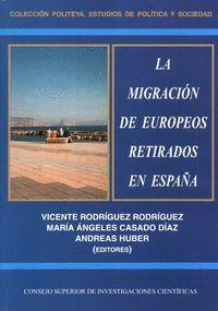 LA MIGRACIÓN DE EUROPEOS RETIRADOS EN ESPAÑA