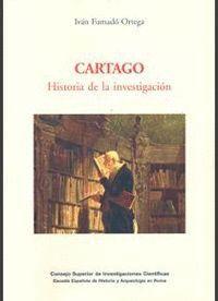 CARTAGO HISTORIA DE LA INVESTIGACIÓN