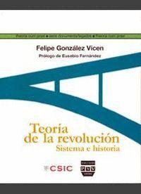 TEORA DE LA REVOLUCIÓN SISTEMA E HISTORIA