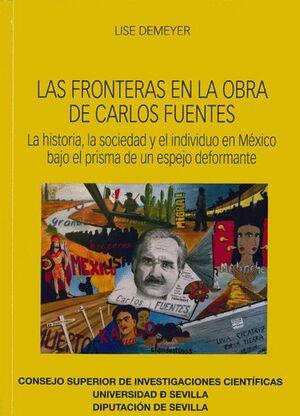 LAS FRONTERAS EN LA OBRA DE CARLOS FUENTES