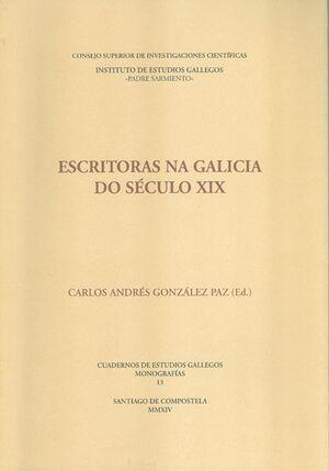 ESCRITORAS NA GALICIA DO SÉCULO XIX